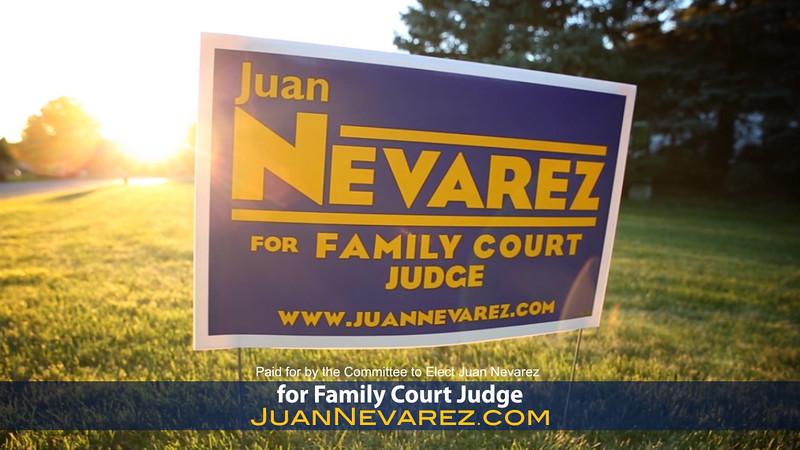 Juan Nevarez Political Campaign Services Provided: Shooting & Editing