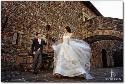 Karen & Terry Wedding