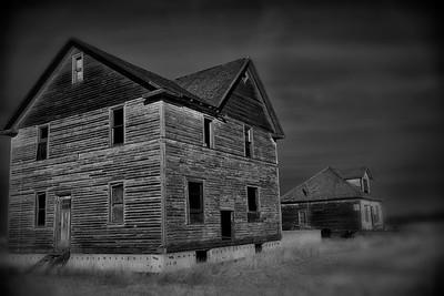 Abandoned-Desolate