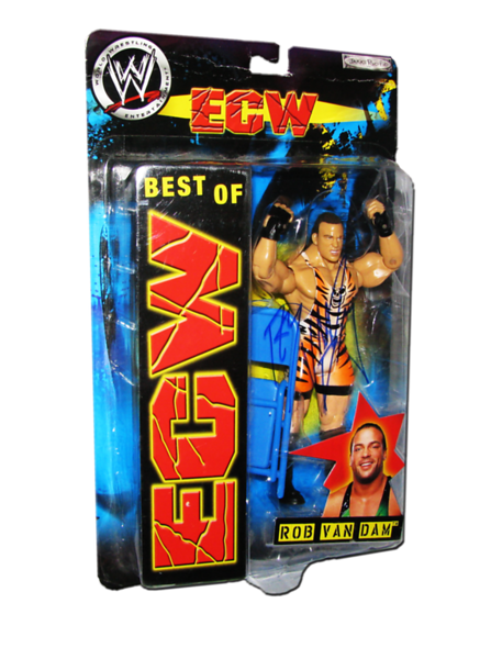 Best of ECW Figures