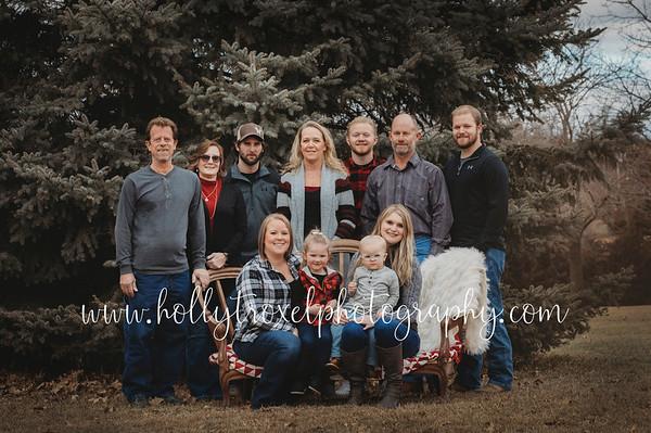 Deboer-Davis Family 2020