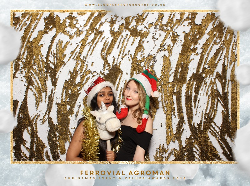 Ferrovial Agroman Christmas Event