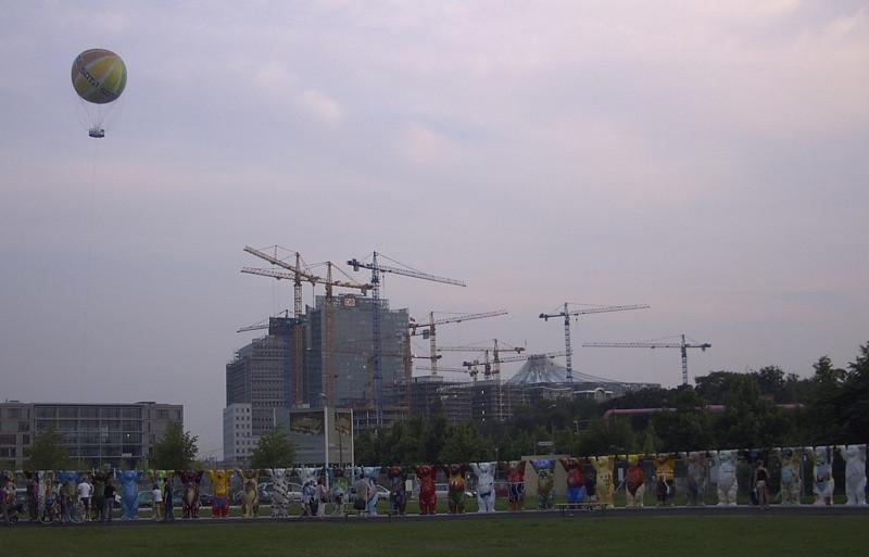 Berlin's Potsdamer Platz - Berlin, Germany