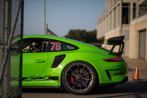 GT3 RS Green #78