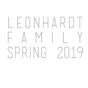 Leonhardt Family Spring 2019