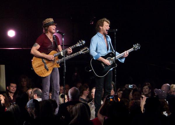 Bon Jovi, Qwest Center, Omaha, March 9, 2010