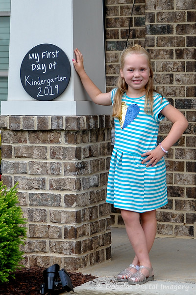 First Day of School - 2019