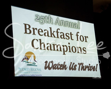 2016 Breakfast For Champions - Watch Us Thrive - Event Photographer - Petoskey - Bay Harbor - Naples