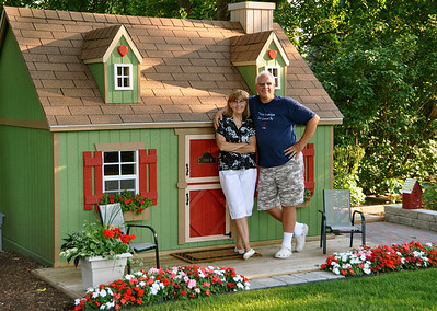 Albums: Our Backyard Playhouse