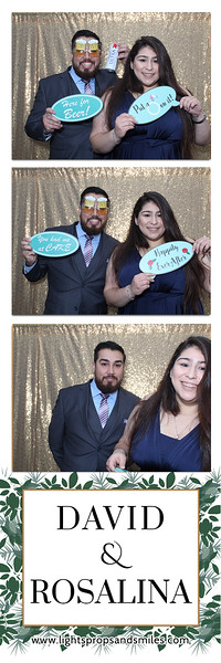 David & Rosalina's Wedding!
