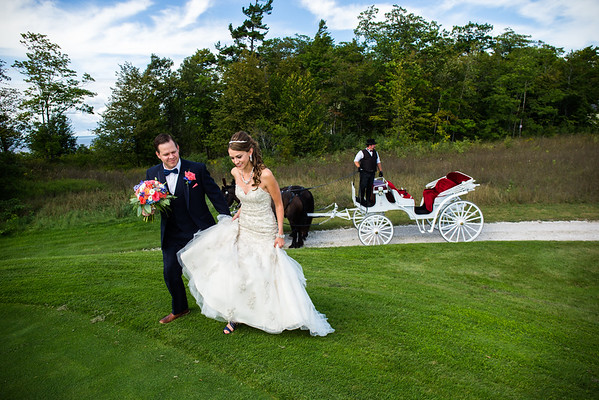 Mackinac Island Wedding Inn at Stonecliffe Heather + Nick
