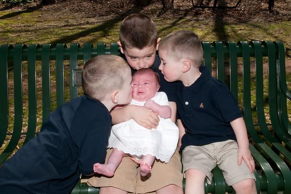 Honan Family 4-3-2010