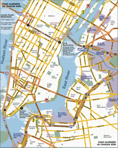 TRUCK ROUTE MAP NYC