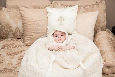 Alessia's Baptism Photos