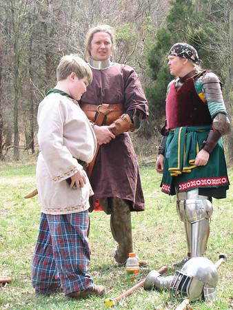 Celt War 2007
