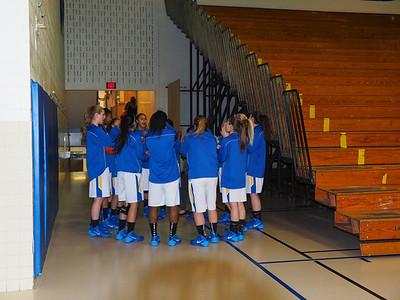Girls Varsity Basketball 2/4/14