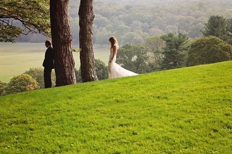 Todd and Laura | Natirar Mansion, NJ