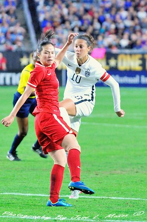 2015-12-13 U.S. Women's National Soccer Team vs. China