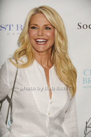 Christie Brinkley hosted the 5th Annual St. Barth Hamptons Gala and celebrate her cover, presented by Social Life Magazine and St. Barth Tourism on Saturday, July 23, 2016 at the Bridgehampton Historical Museum in Bridgehampton, NY