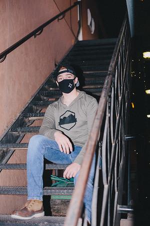 Classic Hooded Tee - Quinn H.