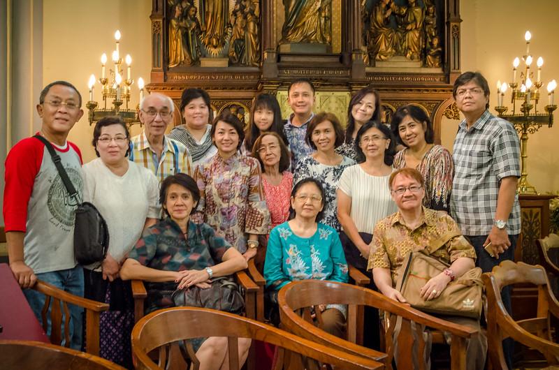 Ignatius Family