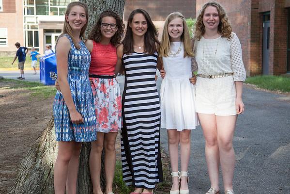 16-06-21 Persie 8th Grade Graduation