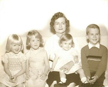 1950 to 1975 - Jackie's Family