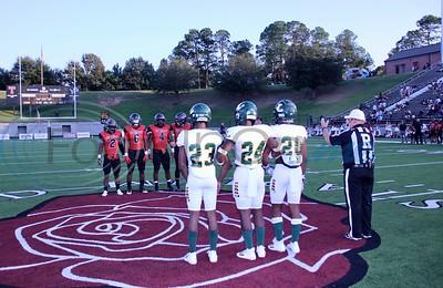 FOOTBALL: Longview VS. Tyler Legacy