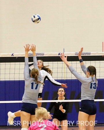 Iowa Central vs. Kirkwood Volleyball  10/9/19