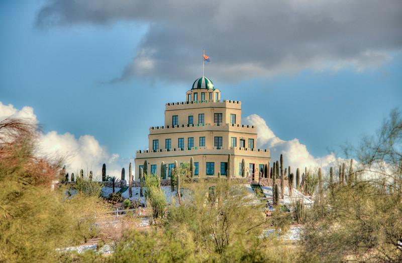 Tovrea Castle, Phoenix, AZ