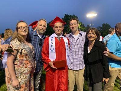 Jeff's Graduation june 2019