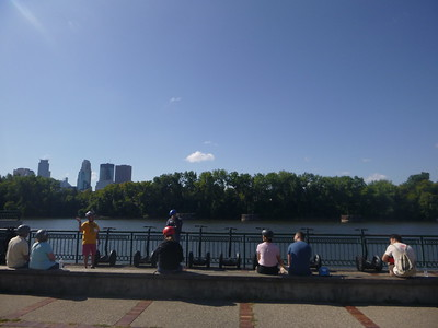 Minneapolis, September 11, 9:30