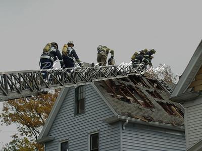 Fire Ground 2004