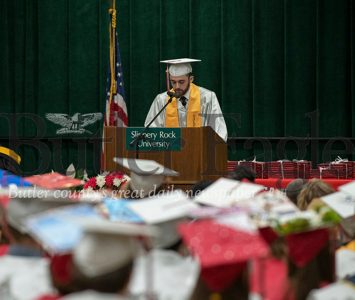 SLIPPERY ROCK HIGH SCHOOL GRADUATION CLASS OF 2019