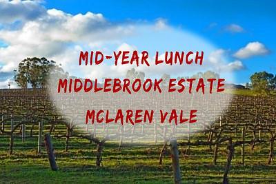 Mid Year Lunch - Sun 9 Jul 2017