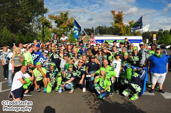 09-18-2016 Away Game Bash - Seahawks vs Rams