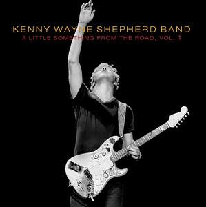 Limited Edition Album Cover - Kenny Wayne Shepherd Band