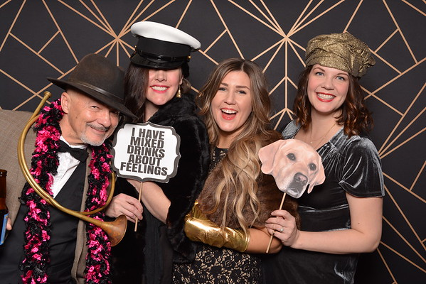 Fairmont Empress Staff Party 2020