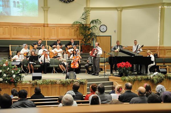 2007-12-31 Участие церковного оркестра