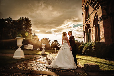Serena and Andrew's Kelham Hall Wedding - Sneaky Peek