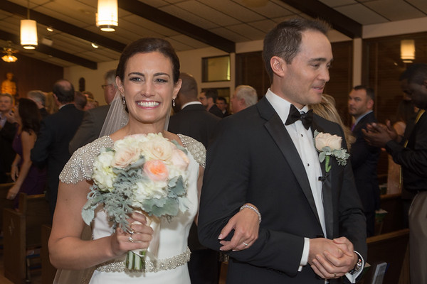 Hayley Hughes and Patrick Brick Wedding