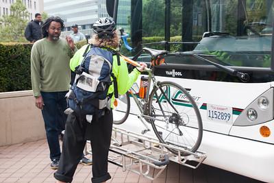 2010 Bike To Work Day Oakland