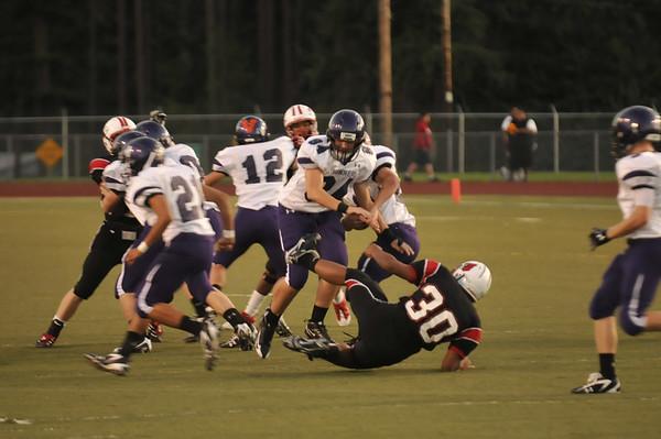 Franklin Pierce Football 2009