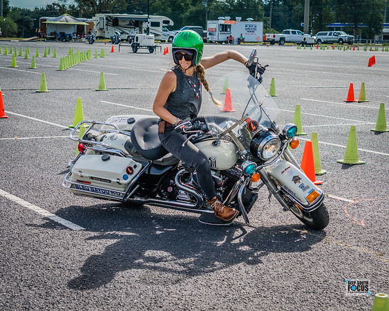 Family of the Fallen Motorcycle Skills Competition 10/20/2018