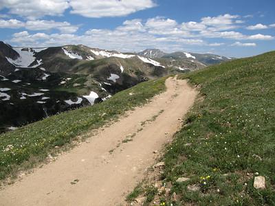 CO- Boulder Pass