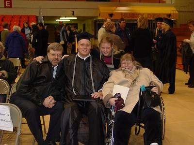 Adam's Graduation December 2003