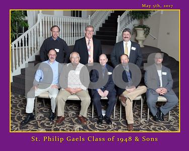 St. Philip Gaels Reunion 5-5-17