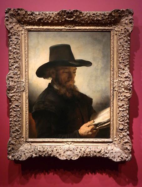 Rembrandt at The Clark Art Institute-101414
