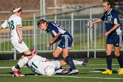 2012 PHS JV Girls Soccer vs South Oldham