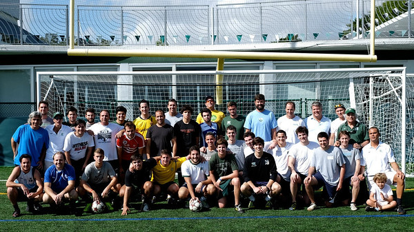 Collegiate Alumni Soccer Game